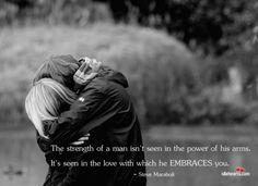 Strength in Love