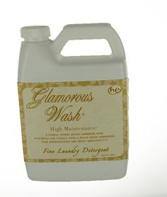 32oz Glam Wash in High Maintenance by Tyler Candle Company