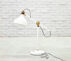 Industrial Chic Lighting from Ikea - Remodelista Ikea Linnmon, Ikea Industrial, Industrial Chic Decor, Industrial Homes, Industrial Industry, Industrial Lighting, Modern Industrial, Industrial Furniture, Home