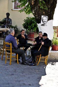 anogia to xorio tou ksilouri Zorba The Greek, Visit Greece, Coat Of Many Colors, Crete Island, Go Greek, Greek Culture, Crete Greece, Greeks, Beautiful Islands