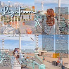 Lightroom preset Ariel