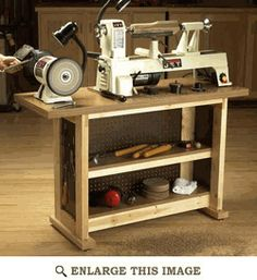 Tool Stand, Work Station Woodworking Plan, Shop Project Plan | WOOD Store