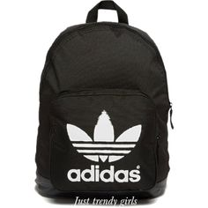 Adidas black backpack- Trendy backpacks for college see collection…