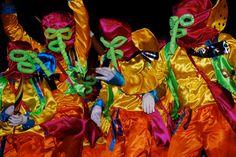 Las marimondas, uno de los personajes del carnaval / Foto de promoción