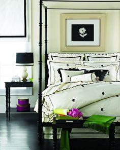 adorable bedding!