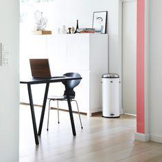 Boligindretning til den lille bolig - farveklatter
