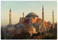 Santa Sofia, Istanbul, Turkey