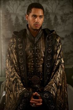 "Elliot Knight in OUAT 05x05 - ""Dreamcatcher"""