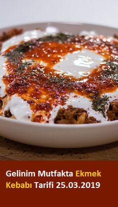 Gelinim Mutfakta Ekmek Kebabı Tarifi Vejeteryan yemek tarifleri – The Most Practical and Easy Recipes Kebab Recipes, Lamb Recipes, Turkish Recipes, Italian Recipes, Easy Dinner Recipes, Breakfast Recipes, Taco Pizza, National Holidays, Turkish Delight