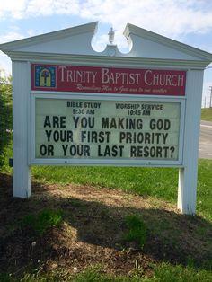 Trinity Baptist Church Christiansburg, Va