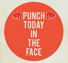 Punch it real good. Seriously.