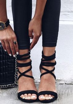 Cross-Strap High Heeled Sandals #sandals #shoes #summer #summerstyle #trendingnow #fitness #new #giftidea