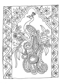 complex colouring sheets - Google Search