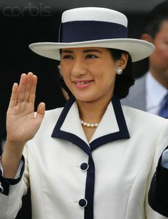 Princess Masako, June 8, 2006
