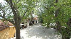 A picturesque village in Pelion