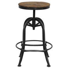 Found it at Wayfair - Kosas Home Akron Adjustable Height Bar Stoolhttp://www.wayfair.com/Kosas-Home-Akron-Adjustable-Height-Bar-Stool-53003502ELP-GHM2122.html?refid=SBP