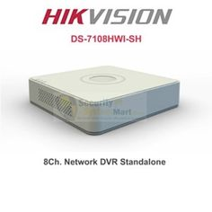 HIKVISION DS-7108HWI-SH (8Ch. DVR Standalone)
