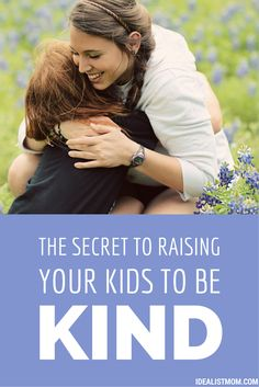 The Secret to Raising Your Kids to Be Kind {Printable}. Table topics!