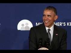 The President Speaks at the Launch of the My Brother's Keeper Alliance - YouTube. Pinned by the You Are Linked to Resources for Families of People with Substance Use  Disorder cell phone / tablet app May 14, 2015;      Android https://play.google.com/store/apps/details?id=com.thousandcodes.urlinked.lite   iPho