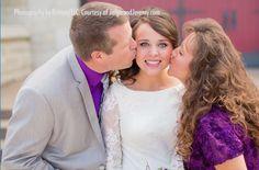 "keepingupwithfundies: ""More pictures from Jinger Vuolo (Duggar`s) wedding """