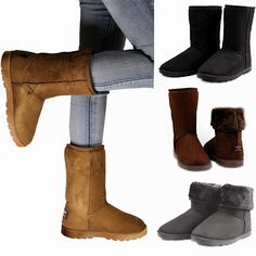 Designed to offer comfort at its best, without compromising on style. #WinterBoots