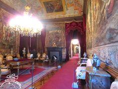 Palácio Nacional da Ajuda em Lisboa - Sala