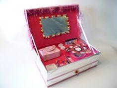 Sinterklaas surprise make-up doos