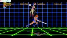 Evil-Lyn VS Lion-O In A He-Man And The Masters Of The Universe Match / Battle / Fight This video showcases Gameplay of Lion-O From The ThunderCats Series VS Evil-Lyn The Evil Witch In A He-Man And The Masters Of The Universe Match / Battle / Fight