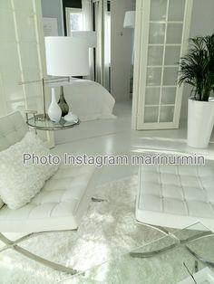 White Decor, Home, Ad Home, Homes, Haus, Houses