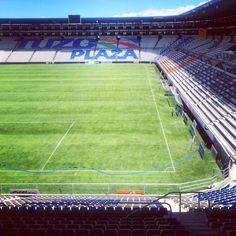 Estadio Tuzos. Pachuca, Hidalgo