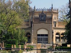 Plataforma Ciudadana Parques y Jardines Sevilla: Espadas no incluye en el presupuesto el Museo Bell...