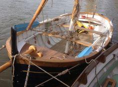 """L'un des bateaux présentés par l'association """"Aventure Pluriel"""" © CM"""