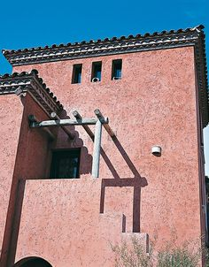 Arquitectura - Paisajismo - Ricardo Pereyra Iraola - Buenos Aires - Argentina - Casa - Paisajista - Detalles - Techo - Escalera