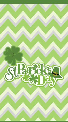 iPhone Wall: St. Patrick's Day  tjn