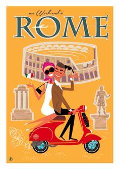 Richard Zielenkiewicz: Rome
