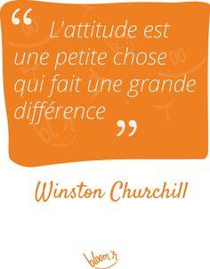 Paroles de sages sur Bloomr #Attitude, #Churchill, #Citations