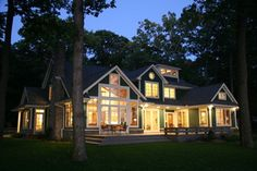 Waterfront Homes - Exteriors