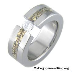 diamond engagement ring - My Engagement Ring.... functional....