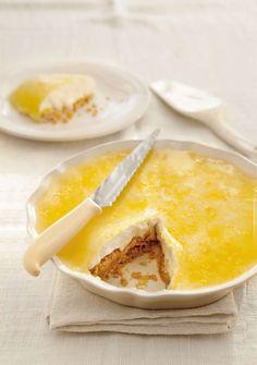 Cheesecake med citron och vanilj