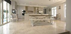 Honed Travertine, Natural Stone, Floor Tiles