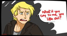 Outsiders: WHAT'D YOU SAY? by lewisrockets on DeviantArt