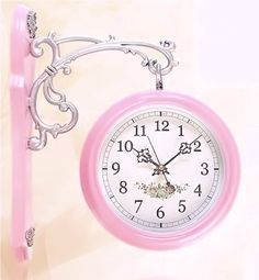 A Kindred Spirit — (via Pink Clock Fuchsia, Pink Purple, Pink White, Hot Pink, Pastel Pink, Yellow, Tout Rose, Gris Rose, Design Baroque