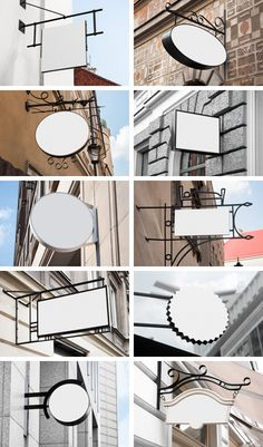 Restaurant & Coffee Signs Mock-Up on Behance                                                                                                                                                                                 More