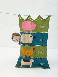 Free pattern, bulky yarn