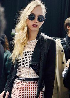 Toronto Fashion Week Spring 2016 behind the scenes photos - Elle Canada