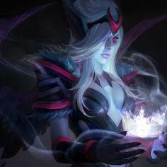 Vengeful Spirit artwork by Deeva