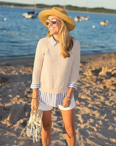 12 Things To Do in Northwest Michigan — J's Everyday Fashion Spring Fashion Outfits, Casual Summer Outfits, Short Outfits, Classy Outfits, New Outfits, Holiday Outfits, Summer Clothes, Nautical Outfits, Nautical Fashion