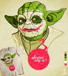 Serious Yoda