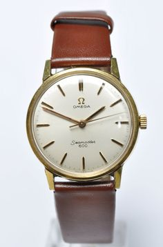 Omega classic mens watch #watch #fashion #time #design