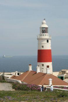 Lighthouse, Gibraltar, GB (15 pieces)